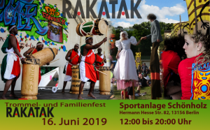 RAKATAK Festival @ Sportanlage Schönholz
